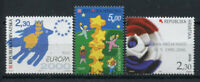 Kroatien 2000 Mi. 544-546 Postfrisch 100% Europa Cept, Flagge
