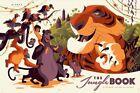 The Jungle Book by Tom Whalen Ltd /285 Screen Print Poster Art MINT Disney Mondo
