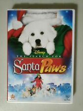 Disney The Search for Santa Paws (DVD, 2010) Christmas Puppy Dog Movie