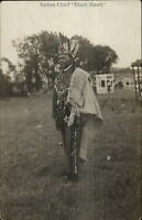 Native Indian Chief Black Hawk Full Costume CH Phelps Elite Series Sidney NY