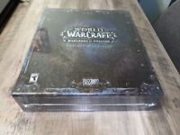 World of Warcraft: Warlords of Draenor -- Collector's Edition PC NEW