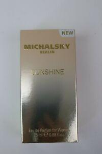 Michalsky Berlin Sunshine Eau de Parfum 25 ml NEU OVP