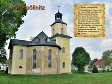 Mittelpöllnitz Dorfkirche Thüringen 93