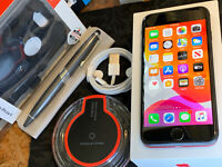 Apple iPhone 8 (64gb) LTE Globally Unlocked (A1905) MiNT: Apple-Care {iOS13}95%