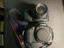 Camera Lot: Canon EOS 10D Digital SLR (Body Only) & NIKON N6006 w/Sigma 28-70 mm