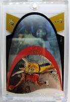 1996 96-97 Upper Deck UD SPx *Gold Allen Iverson RC ROOKIE #SPX35, Holo DIE-CUT