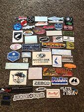 96 Fly Fish Fishing Stickers! Simms Scotty Sage Orvis Patagonia Fathom Renzetti