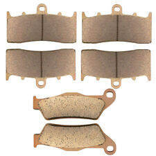 Front Rear Brake Pads For BMW R850R R1100S R1150R R1150RS Integral ABS R1200R