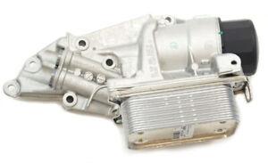 Genuine Mercedes Benz Engine Oil Filter Housing W/ Oil Cooler NEW 2721800510