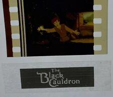 Disney Animation Authentic 1985 Film 5-Cell Strip THE BLACK CAULDRON Taran (1)