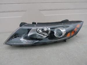 11 12 13 Kia Optima Halogen Headlight OEM