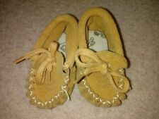 Baby Leather Mocassins