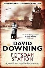 Potsdam Station, David Downing, New Book