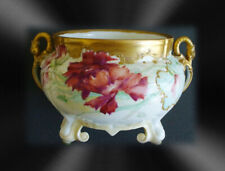 Bawo and Dotter Limoges cachepot or bowl- circa 1890