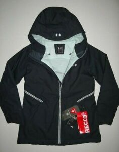 Under Armour Womens ColdGear Infrared Revy Ski Snowboard Jacket Small $250
