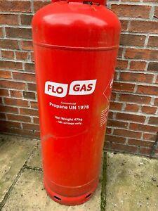 47kg propane bottle some gas in bottle