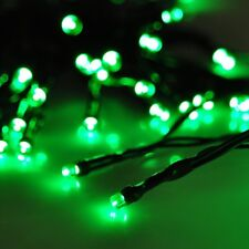200 LED 20.9M GREEN SOLAR CHRISTMAS WEDDING PARTY FAIRY STRING LIGHTS