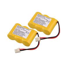 2 x Cordless Phone Battery For Vtech BT-17333 BT-27333 CS2111 CS5111-2 CS5121-2