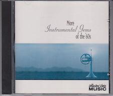 MORE INSTRUMENTAL GEMS OF THE 60s Various Artists 1997 CD Baja Marimba Band