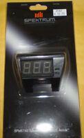 Spektrum SPM6740 Speedometer Module : DX2E ACTIVE NEW NIP