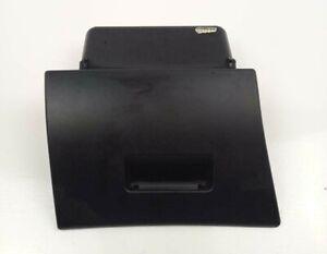 BMW E46 3 OEM STORAGE COMPARTMENT DRIVER SIDE GLOVE BOX BLACK PART# 51458223192