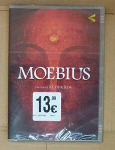 MOEBIUS  DVD DRAMMATICO