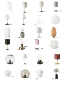 IKEA Tischleuchte Nachtischlampe Regallampe Lampe Tischlampe Geschenksidee