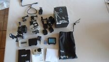 'Genuine' GoPro Camcorder3+ Silver Edition with Many accessories