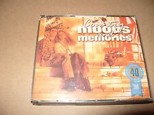 Country Moods And Memories 5 cd Readers Digest 104 tracks 1998