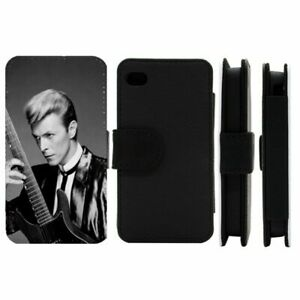 David Bowie - iPhone 6 PLUS ONLY Flip Wallet Phone Case