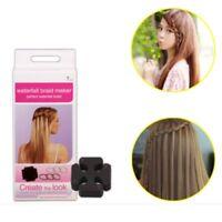 Haar Frisurenhilfe Braider Styling-Zubehör Wasserfall Zopf