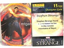 Doctor Strange Movie Trading Card - 1x #013 character Card-TCG