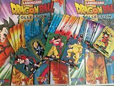 OCCASIONE NUOVA RACCOLTA 2019 Lamincards di Dragonball