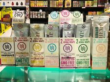 Next day shipping High Hemp COMBO DEAL 25 pouches(50 wraps total