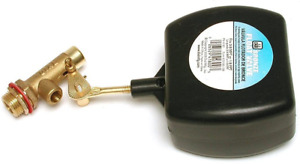 Dial Manufacturing 4180 Pool Float Valve-Water Leveler-Brass-3/8 MPT