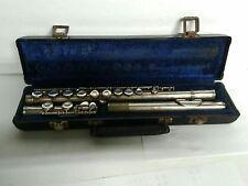Gemeinhardt M2 Flute A60896 Elkhart, Ind