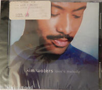 Kim Waters - Love's Melody (CD, 1998, Shanachie Records) Brand NEW in wrap