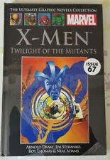 The Ultimate Graphic Novel Collection X-Men Twilight of the Mutants HC Hardcover