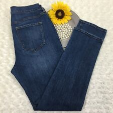 Old Navy Womens Sweetheart Straight Lakeshore Jeans Size 10 Short Stretch cr1131