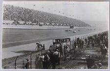 Los Angeles Speedway, Culver City Auto Racetrack Photo, 1924