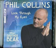 Phil Collins   CD-PROMO   LOOK THROUGH MY EYES ( OST WALT DISNEY BÄRENBRÜDER)