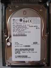 FUJITSU Disque Dur Ultra320 SCSI / SCA2 / LVD / 300GB 10K