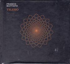 CD DIGIPACK 21T FRANCO BATTIATO TELESIO OPERA IN DUE ATTI UN EPILOGO NEUF SCELLE