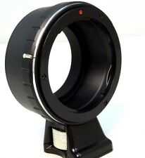 Contax/Yashica CY-NEX Lens to Sony E Camera Mount Adapter Ring Alpha 7R A6300 5R