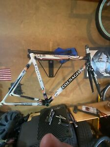 Colnago Dream Lux Frame, 52 cm, with Flash Carbon fork and Chris King headset
