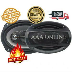 """1 Pair 6x9"""" Inch 5 Way Car Coaxial Auto Audio Music Stereo Speaker"""