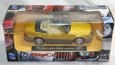 New Ray 1:43 Metallmodell -City Cruiser Collection - Mercedes Benz 600 SL Cabrio