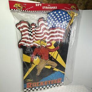 The Rocketeer Movie Standee Cardboard Display New in Original Packaging 1991