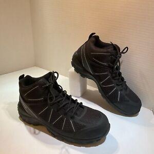 Wolverine Men's Amherst II CarbonMax Composite Toe Work Shoe Boot Black 11 WIDE