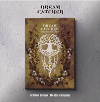 "K-POP DREAM CATCHER ""Dystopia : The Tree Of Language"" [ 1 PHOTOBOOK + 1 CD ] E."